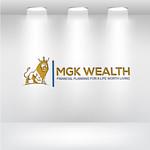 MGK Wealth Logo - Entry #290