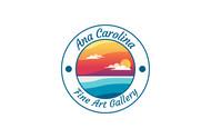 Ana Carolina Fine Art Gallery Logo - Entry #75