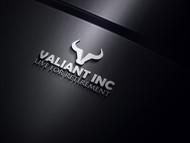Valiant Inc. Logo - Entry #76