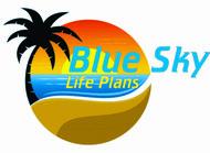 Blue Sky Life Plans Logo - Entry #358