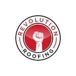 Revolution Roofing Logo - Entry #542