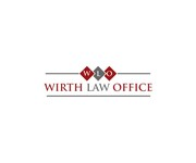 Wirth Law Office Logo - Entry #25