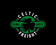 Celtic Freight Logo - Entry #87