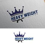 Heavyweight Jiujitsu Logo - Entry #171
