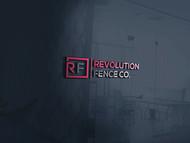 Revolution Fence Co. Logo - Entry #142