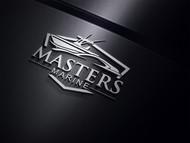 Masters Marine Logo - Entry #479