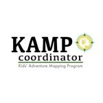 KAMPcoordinator : Kids' Adventure Mapping Program   Logo - Entry #6