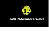 Total Performance Waste Logo - Entry #3