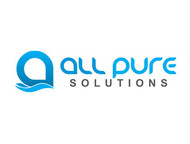 ALL PURE SOLUTIONS Logo - Entry #55