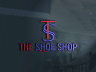 The Shoe Shop Logo - Entry #50