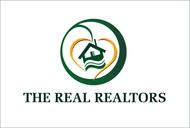 The Real Realtors Logo - Entry #71