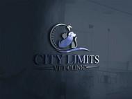 City Limits Vet Clinic Logo - Entry #41