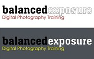 Balanced Exposure Logo - Entry #30