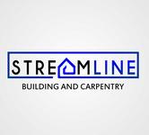 STREAMLINE building & carpentry Logo - Entry #83