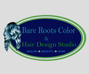 Bare Roots Color & Hair Design Studio Logo - Entry #11