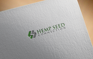 Hemp Seed Connection (HSC) Logo - Entry #3