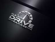 Hard drive garage Logo - Entry #201