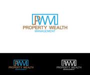 Property Wealth Management Logo - Entry #191