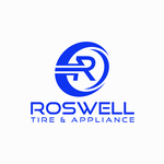 Roswell Tire & Appliance Logo - Entry #116
