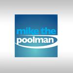 Mike the Poolman  Logo - Entry #23