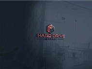 Hard drive garage Logo - Entry #48