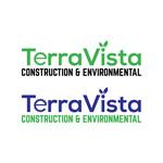 TerraVista Construction & Environmental Logo - Entry #285