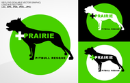 Prairie Pitbull Rescue - We Need a New Logo - Entry #88