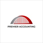 Premier Accounting Logo - Entry #386