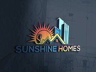 Sunshine Homes Logo - Entry #70