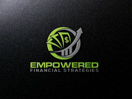 Empowered Financial Strategies Logo - Entry #403