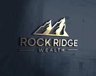 Rock Ridge Wealth Logo - Entry #7