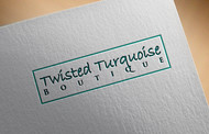 Twisted Turquoise Boutique Logo - Entry #77