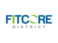 FitCore District Logo - Entry #164