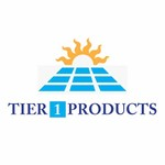 Tier 1 Products Logo - Entry #64