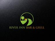 River Inn Bar & Grill Logo - Entry #13