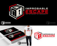 Improbable Escape Logo - Entry #151