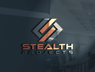 Stealth Projects Logo - Entry #49