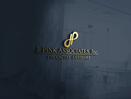 J. Pink Associates, Inc., Financial Advisors Logo - Entry #341