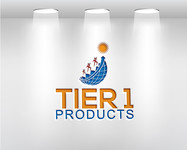 Tier 1 Products Logo - Entry #505