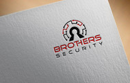 Brothers Security Logo - Entry #143