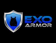 EXO Armor  Logo - Entry #130