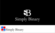 Simply Binary Logo - Entry #97