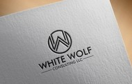 White Wolf Consulting (optional LLC) Logo - Entry #536