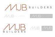 MJB BUILDERS Logo - Entry #6