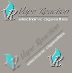 Vape Reaction Logo - Entry #87