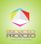PRO2CEO Personal/Professional Development Company  Logo - Entry #12