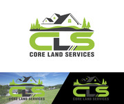 CLS Core Land Services Logo - Entry #185