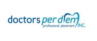 Doctors per Diem Inc Logo - Entry #128