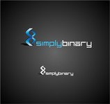 Simply Binary Logo - Entry #226