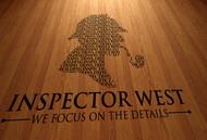 Inspector West Logo - Entry #41